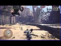 《怪物猎人:世界》金狮子实机演示