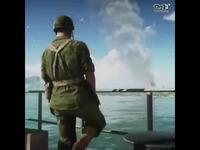 《战地5》太平洋战场短预告