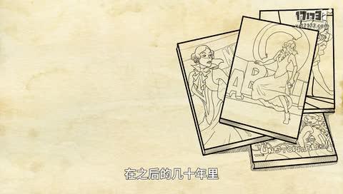 """【废土上的故事】""""神秘女士""""浪漫又凄凉的一生"""