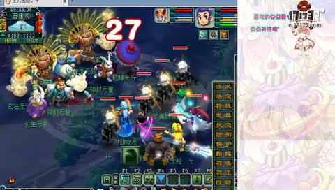 梦幻西游:老王175服战号杀6星王者 1回合秒崩!